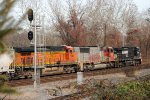 Tied down 68Q with BNSF/ATSF